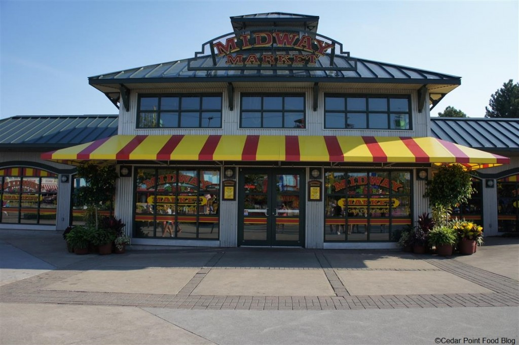 130825 Cedar Point Midway Market