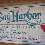 140508 Cedar Point Bay Harbor Sign