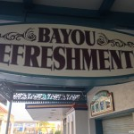 140508 Cedar Point Bayou Refreshments Sign