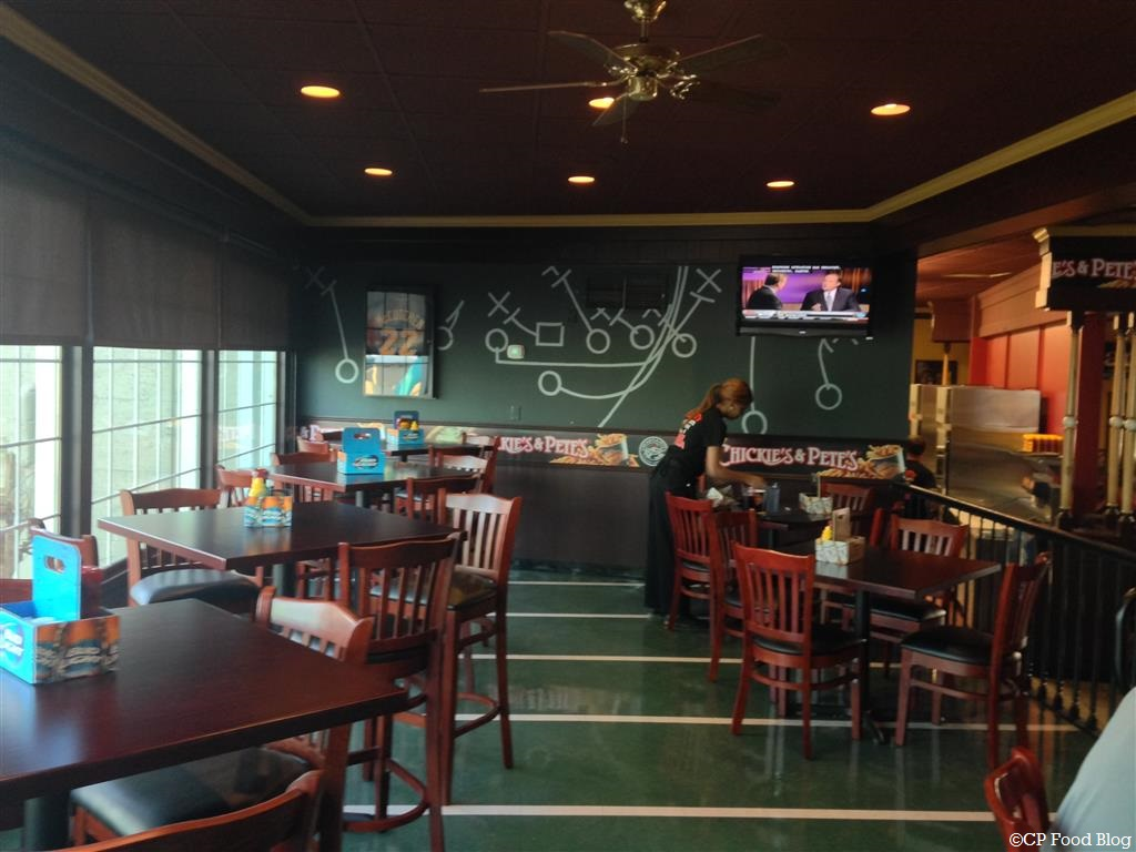 140508 Cedar Point Chickie's & Pete's Interior (4)
