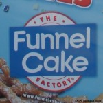 140508 Cedar Point Funnel Cake Fries Cart Sign