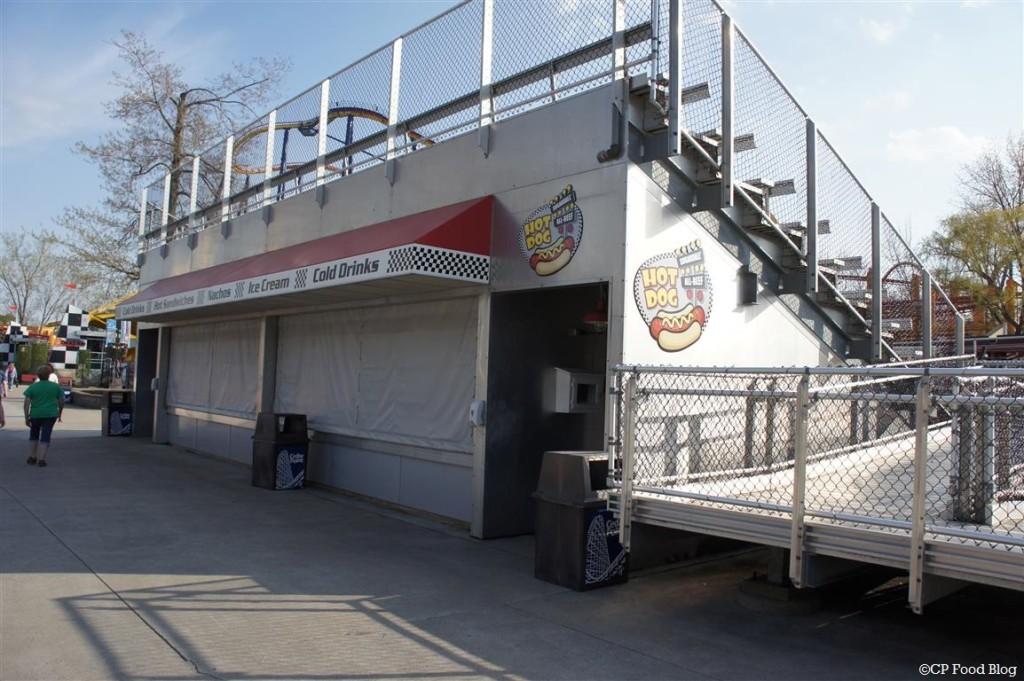 140508 Cedar Point Grandstand Refreshments
