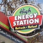 140508 Cedar Point High Energy Station Sign