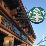 140508 Cedar Point Starbucks Sign