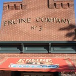 140524 Cedar Point Engine Company No. 3 Sign