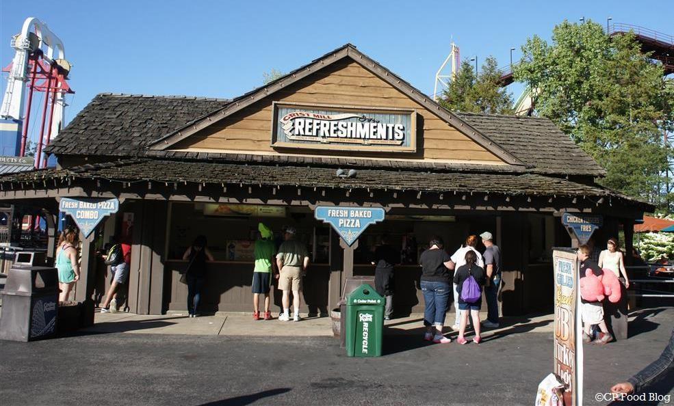 140524 Cedar Point Gristmill Refreshments