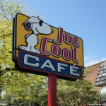 140524 Cedar Point Joe Cool Cafe Sign