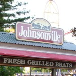 140524 Cedar Point Johnsonville Brat Stand Sign