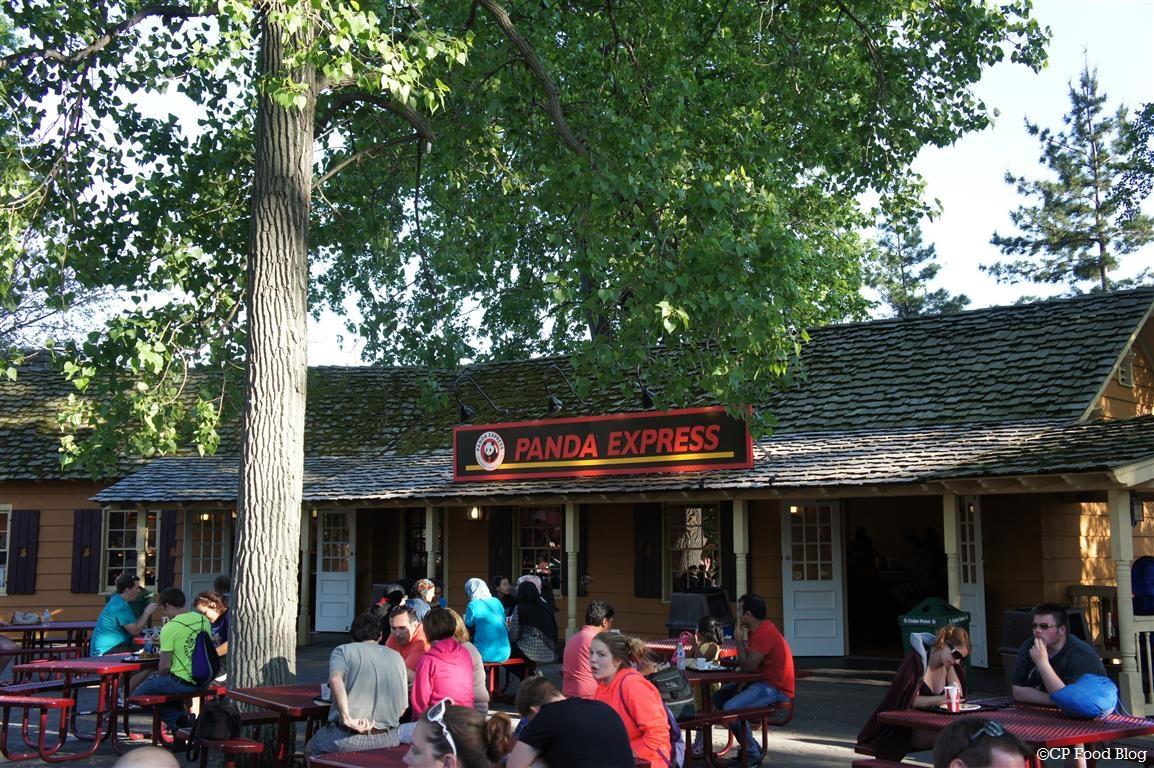 140524 Cedar Point Panda Express Exterior