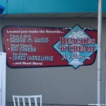 140525 Cedar Point Beaches 'n' Cream Sign