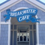 140525 Cedar Point Breakwater Cafe Sign