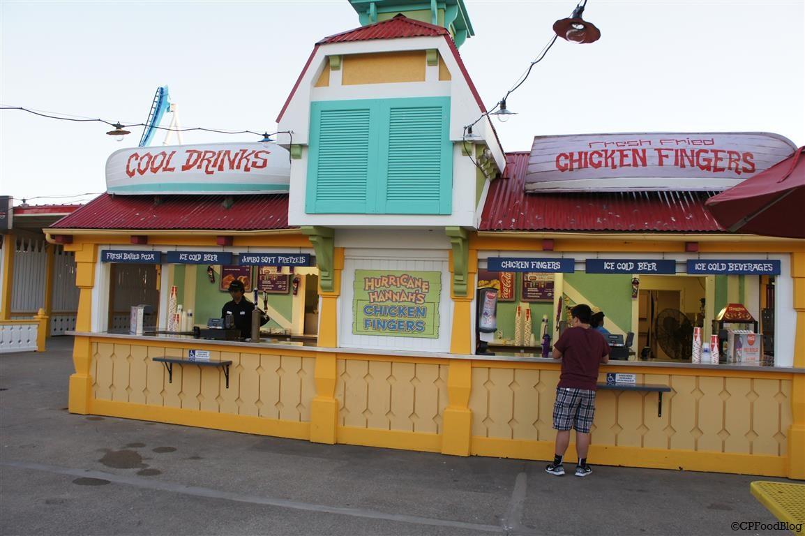 140525 Cedar Point Hurrice Hannah's