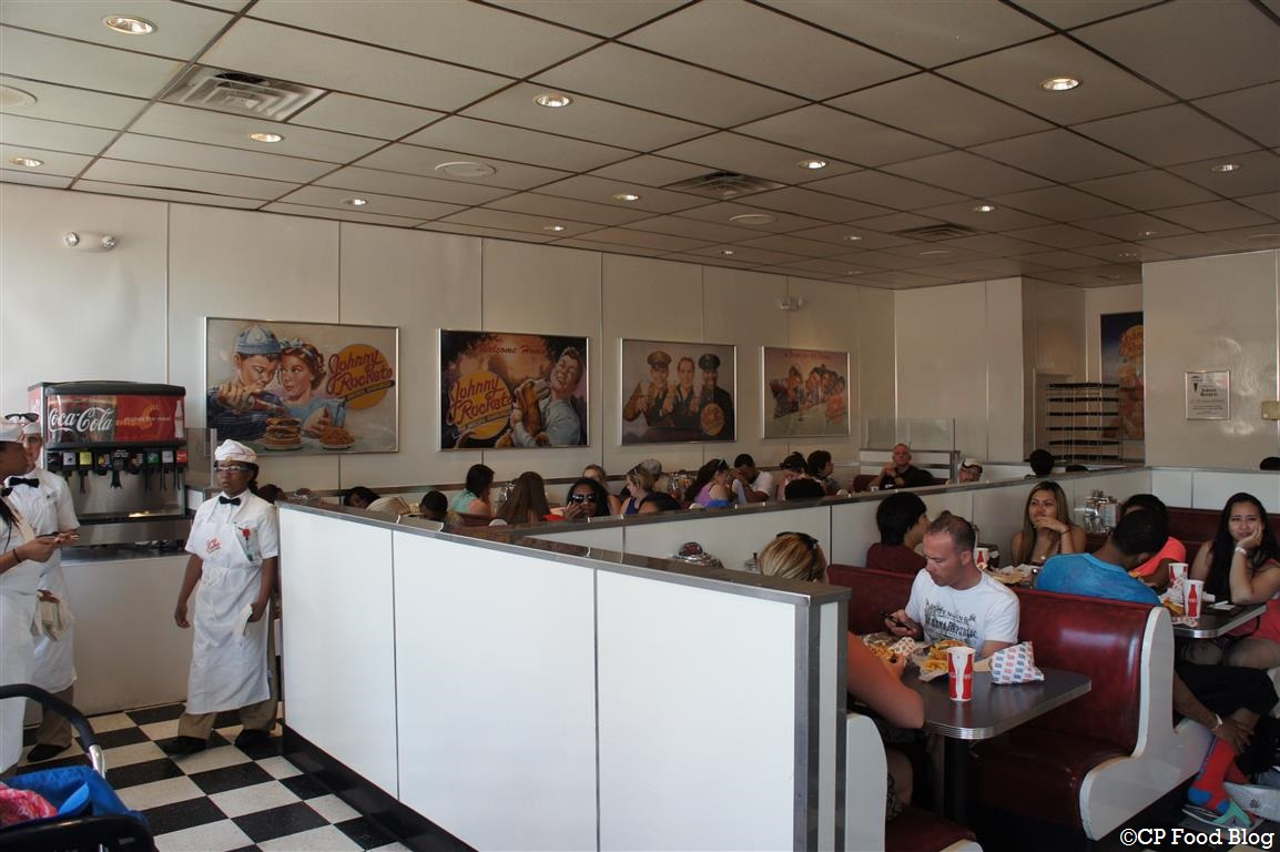 140525 Cedar Point Johnny Rockets Interior (4)