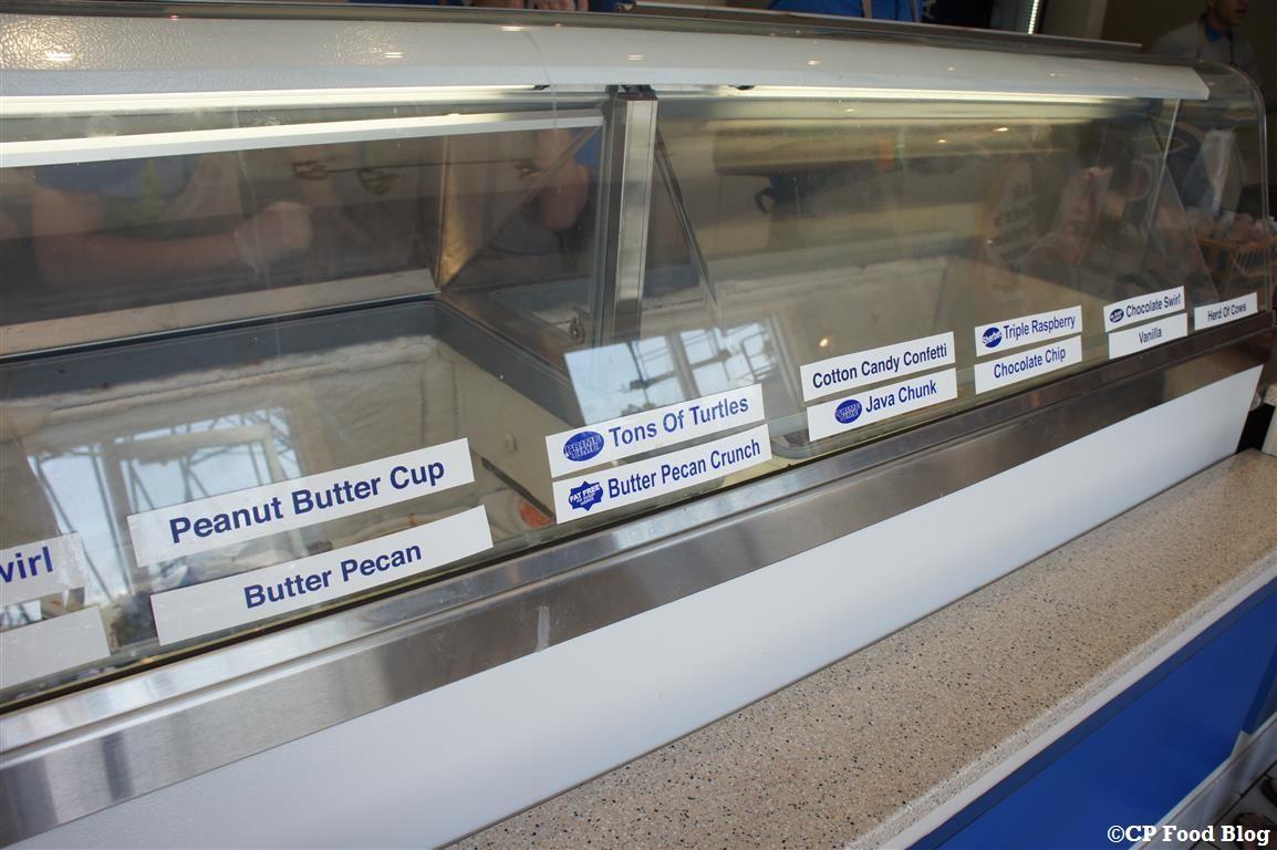 140525 Cedar Point Toft's Ice Cream Cooler