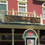 140628 Cedar Point Red Garter Saloon Sign