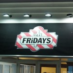 140628 Cedar Point TGI Friday's Sign