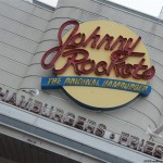 140718 Cedar Point Johnny Rockets Sign
