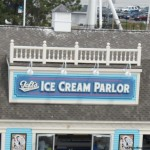 140718 Cedar Point Toft's Ice Cream Sign