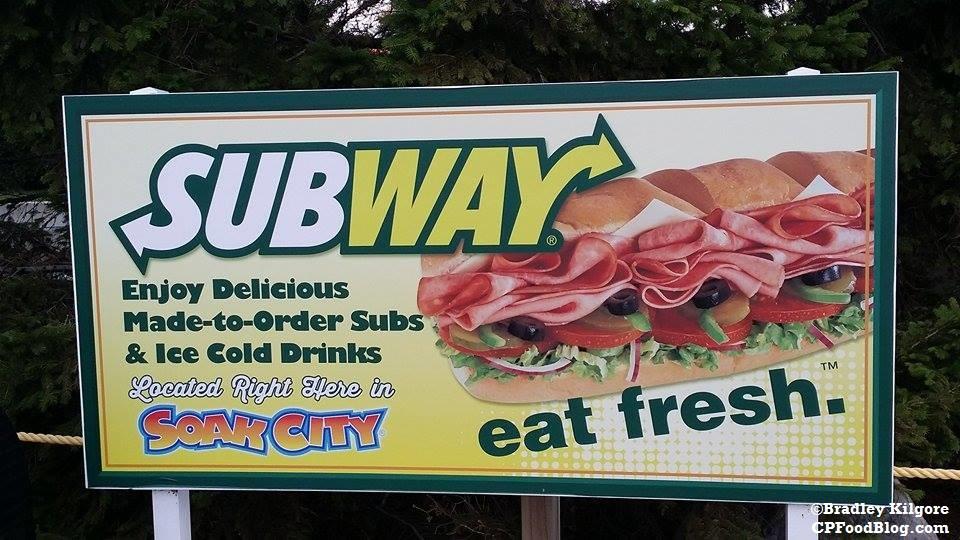 140725 Soak City Subway Sign