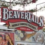 150508 Cedar Point Beaver Tails Sign