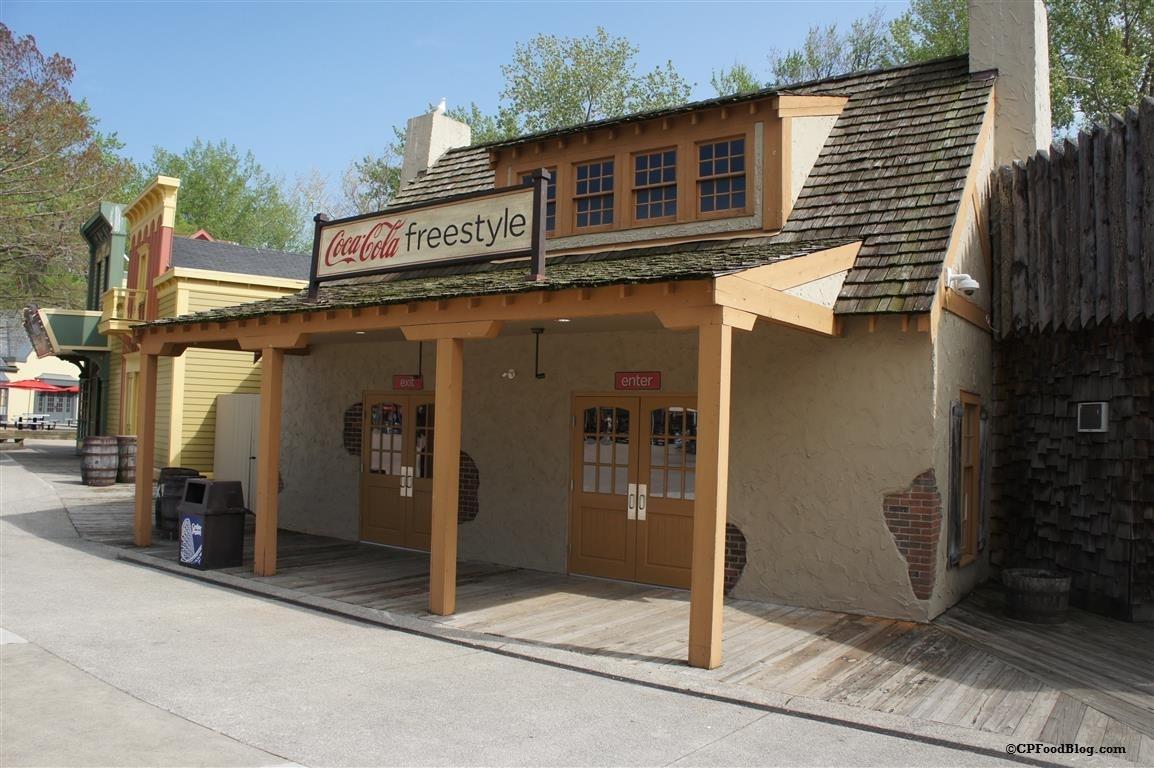 150510 Cedar Point Freestyle Near Maverick