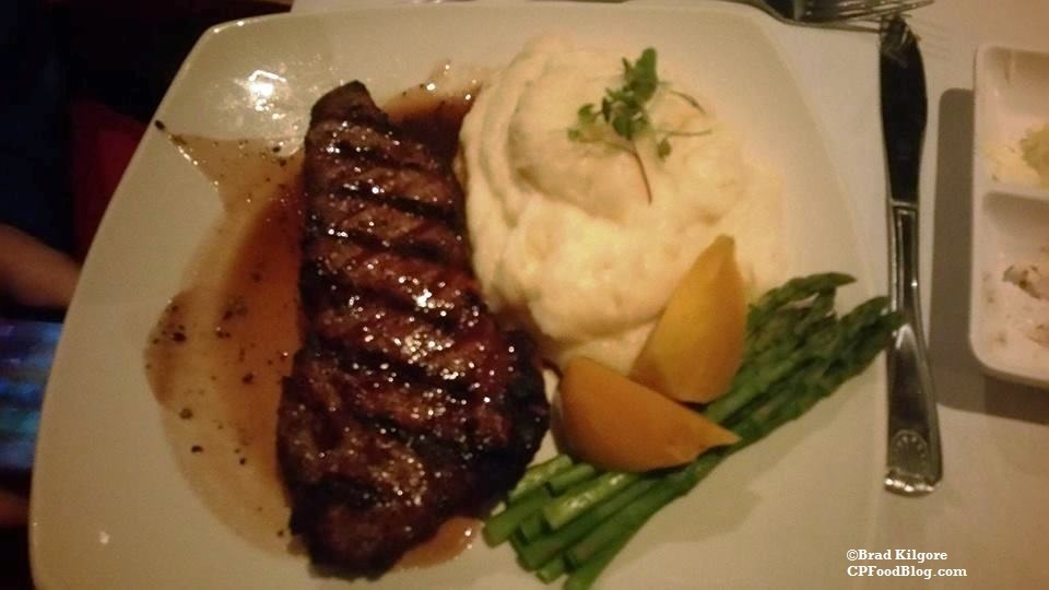 160130 Bay Harbor New York Strip Steak ©Brad Kilgore