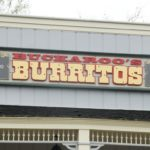 170504 Cedar Point Buckaroo's Burritos Sign