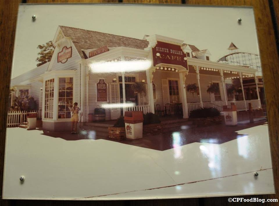 Vintage Silver Dollar Cafe Photo