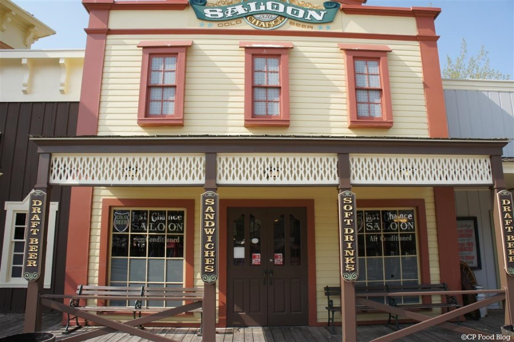 140508 Cedar Point Last Chance Saloon Exterior