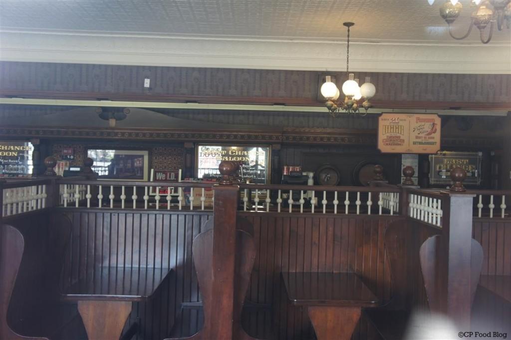 140508 Cedar Point Last Chance Saloon Interior
