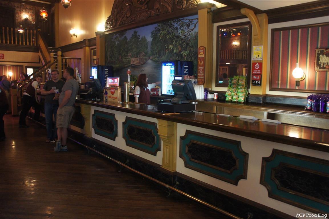 140524 Cedar Point Red Garter Saloon Interior (1)