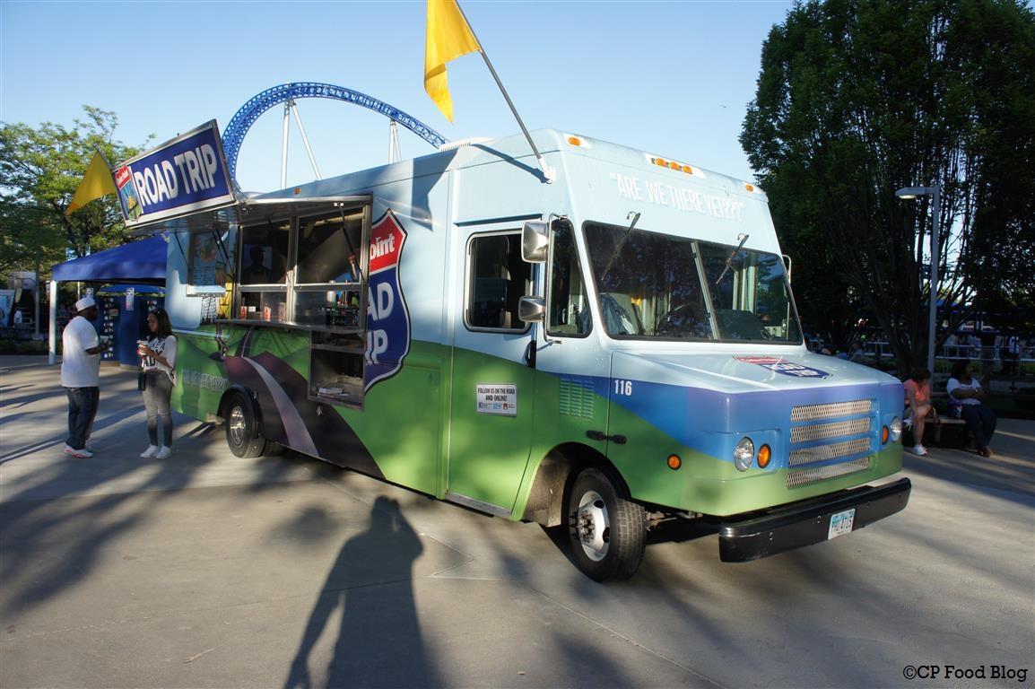 140524 Cedar Point Road Trip Food Truck