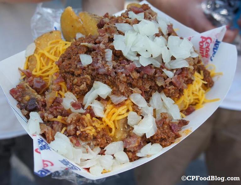 140628 Cedar Point Road Trip Loaded Fries (2)