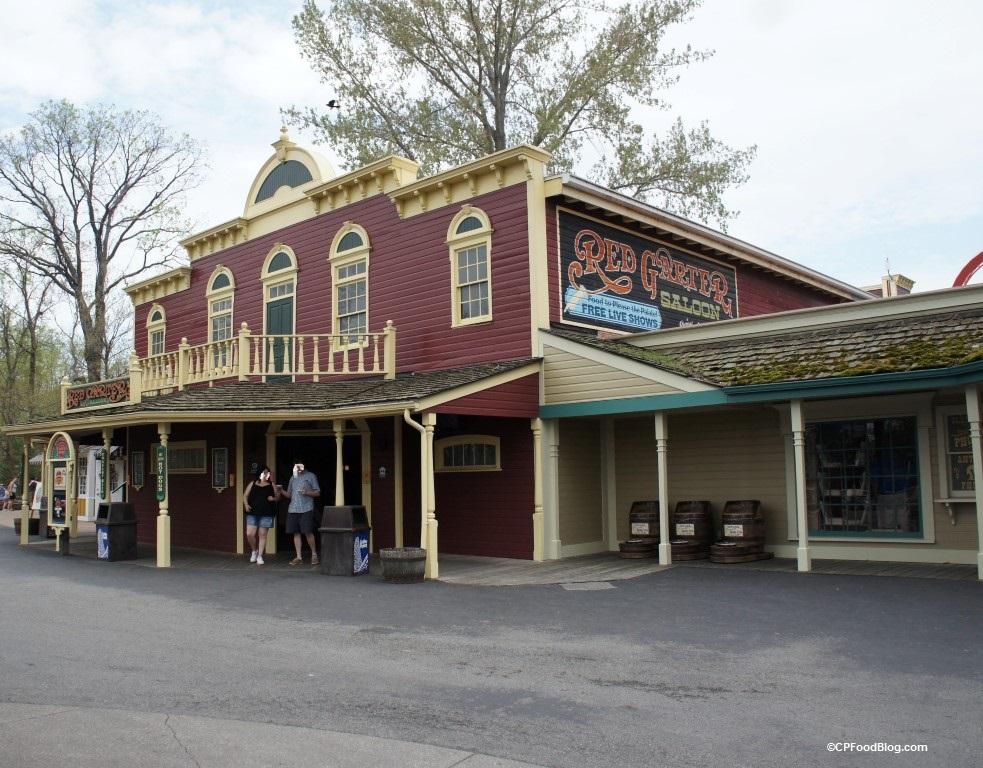 150510 Cedar Point Red Garter Saloon