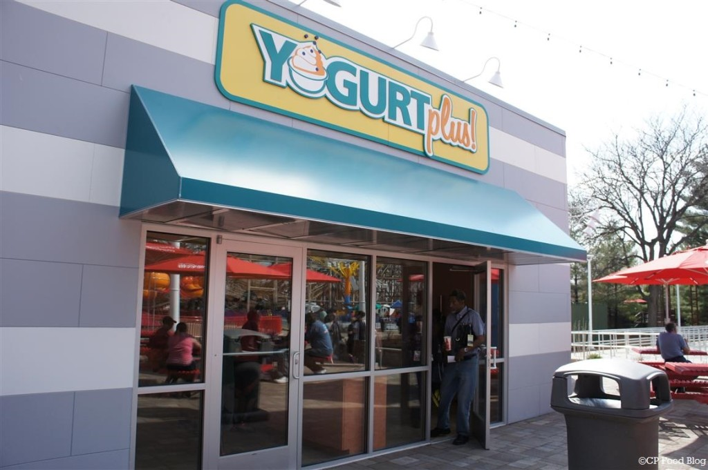 140508 Cedar Point Gemini Midway Yogurt Plus Exterior