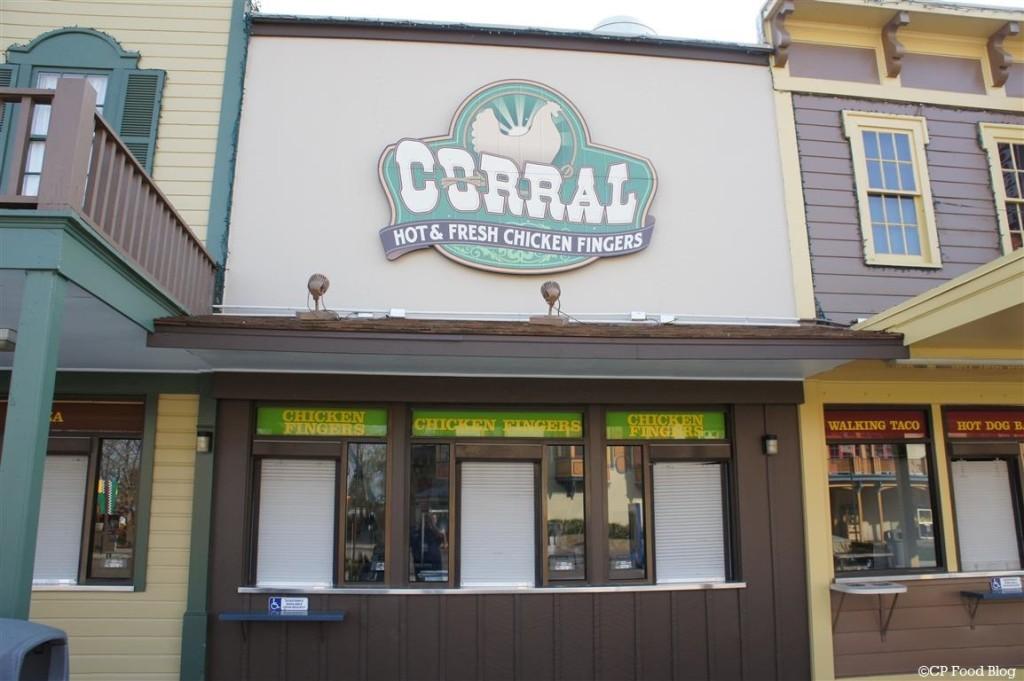140508 Cedar Point Corral