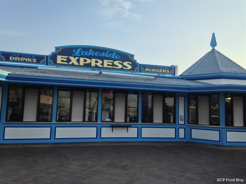 140508 Cedar Point Lakeside Express