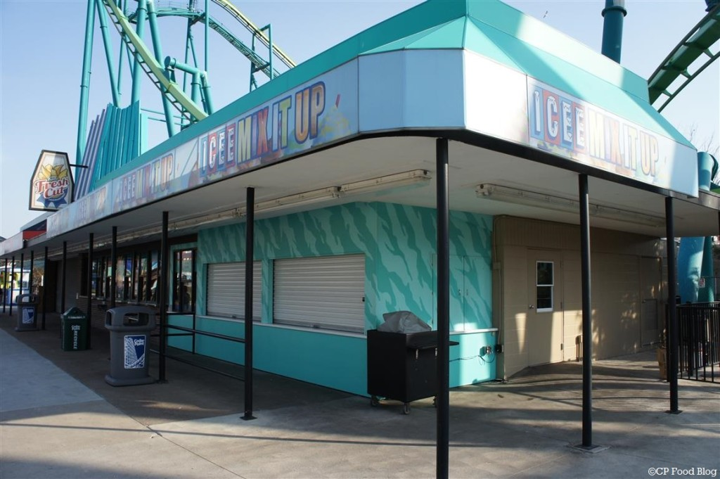 140508 Cedar Point ICEE Mix It Up