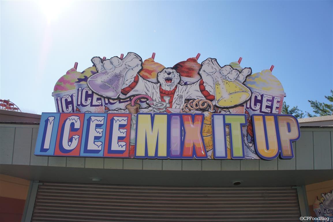 140524 Cedar Point Gazebo ICEE Mix-It-Up (2)