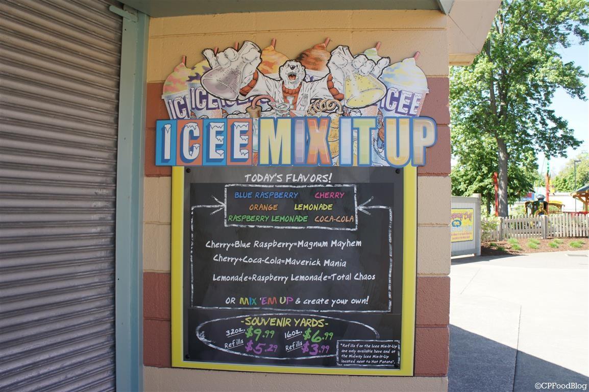140524 Cedar Point Gazebo ICEE Mix-It-Up (3)
