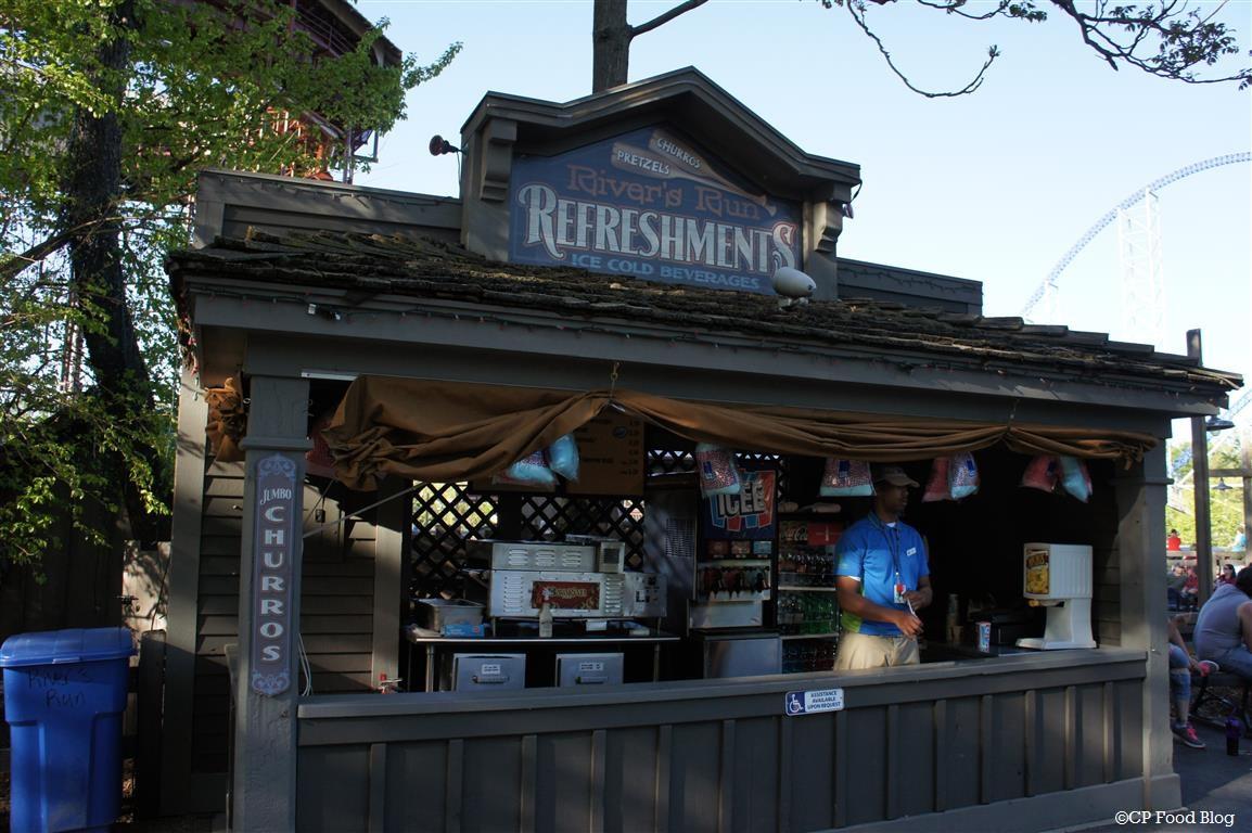 140524 Cedar Point River's Run Refreshments