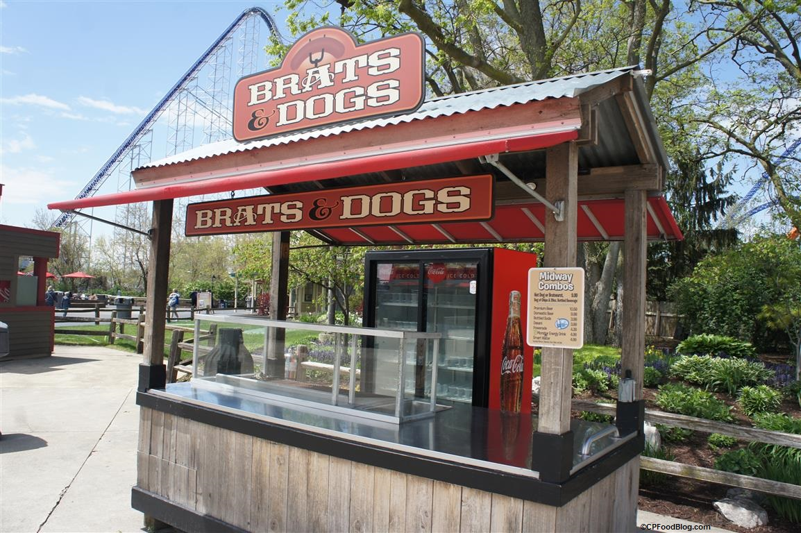 170506 Cedar Point Brats & Dogs Stand