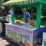 140628 Cedar Point Fresh Fruit Cart