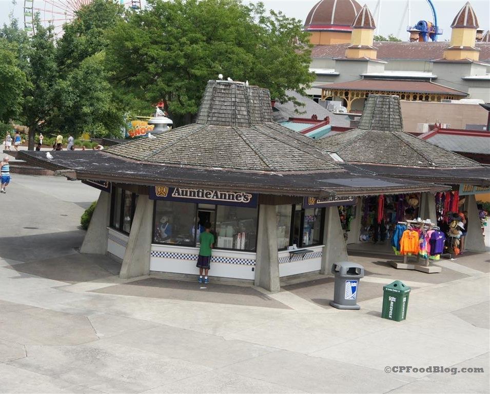140718 Cedar Point Auntie Anne's Midway