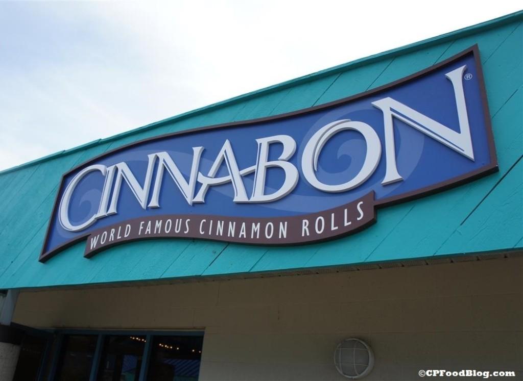 140718 Cinnabon Signage