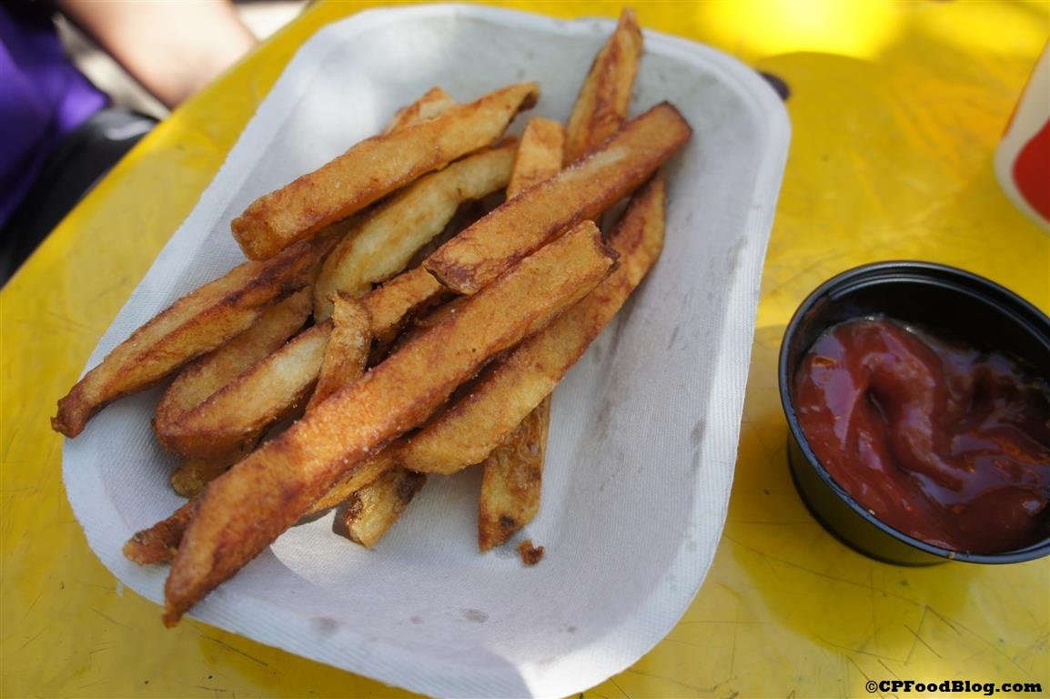140525 Cedar Point Fresh Cut Fries