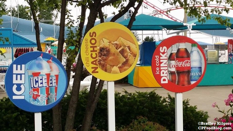 140725 Soak City Cabana Rentals Food Stand Signs