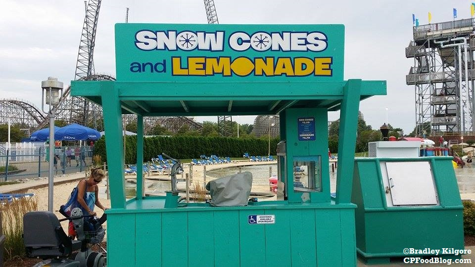 140725 Soak City Snow Cones & Lemonade Stand