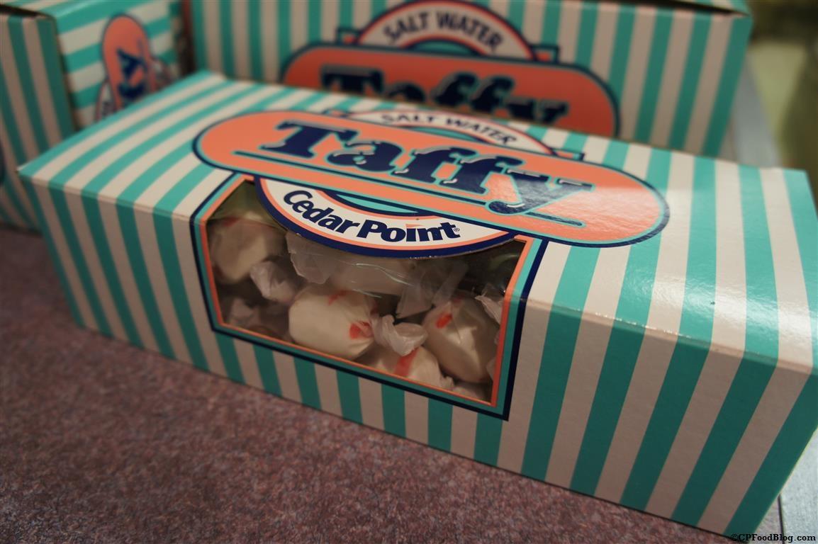 The Cedar Point Story of Salt Water Taffy - CP Food Blog
