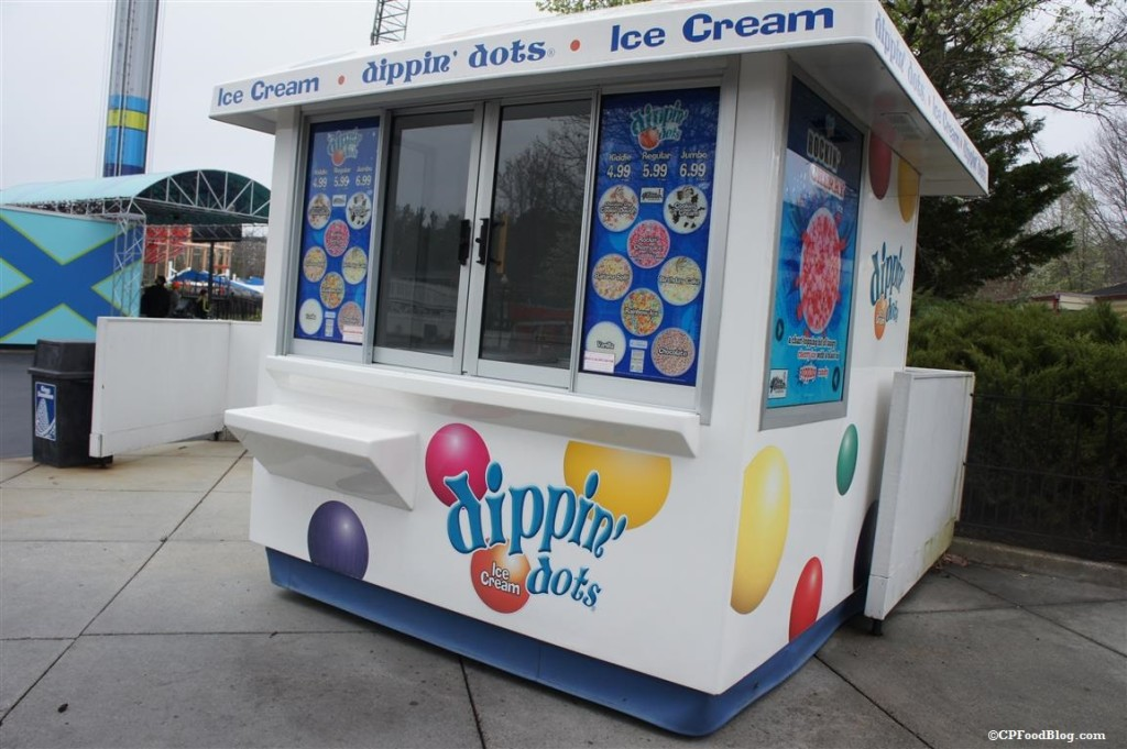 150408 Kings Dominion Dippin Dots Stand